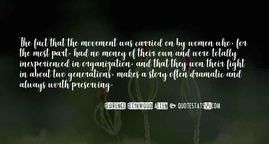 Florence Ellinwood Allen Quotes #854843