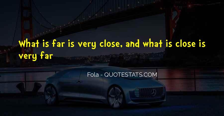 Fola Quotes #549340