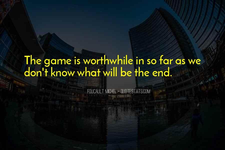 FOUCAULT MICHEL Quotes #233141