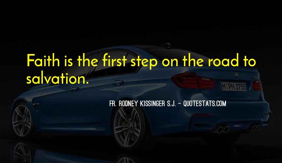 Fr. Rodney Kissinger S.J. Quotes #689520