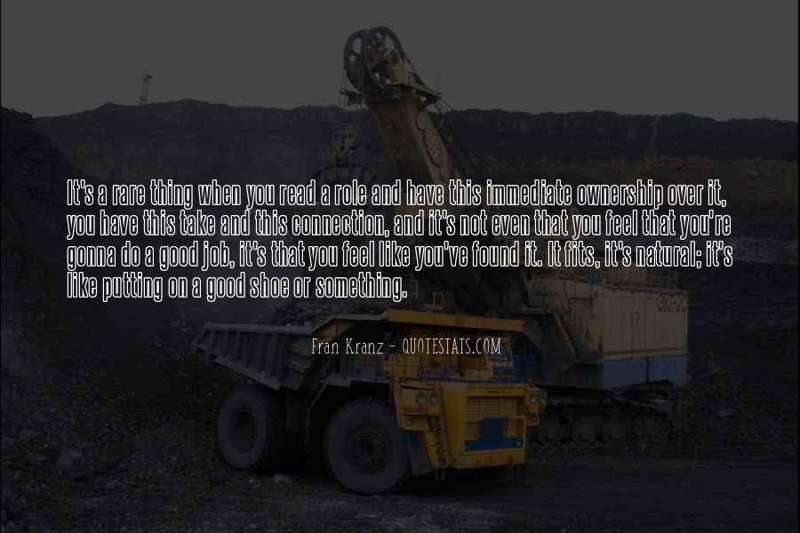 Fran Kranz Quotes #1301121