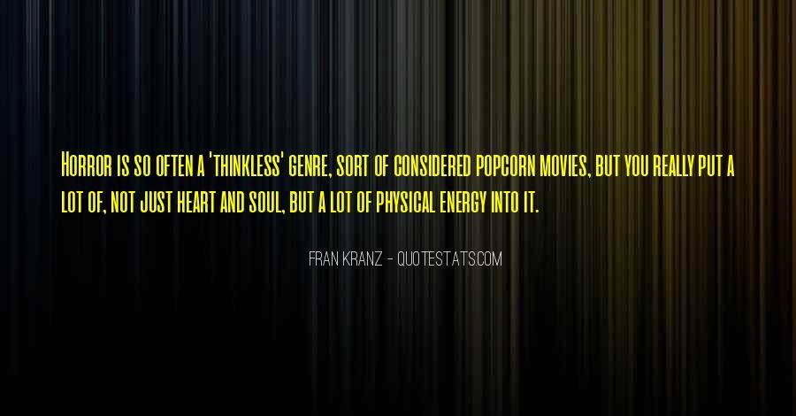 Fran Kranz Quotes #187614