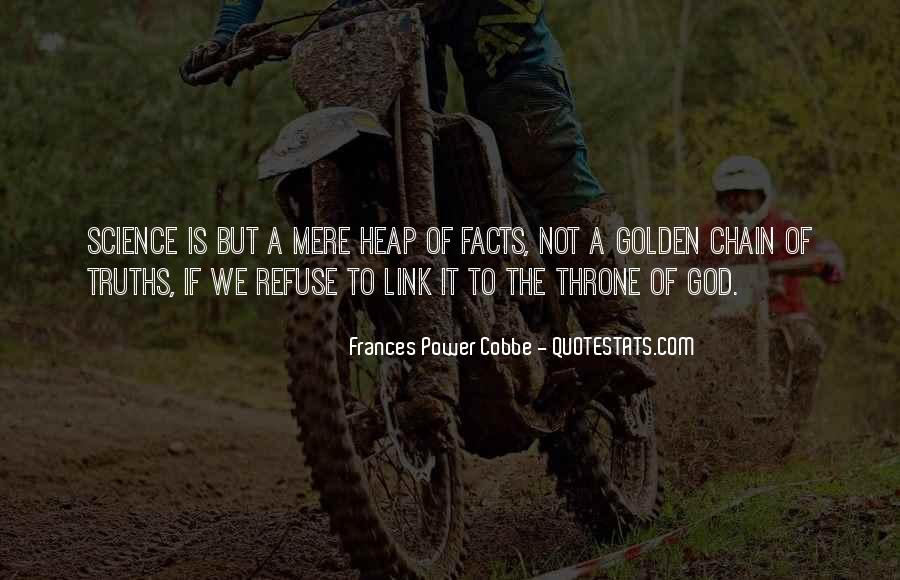 Frances Power Cobbe Quotes #1374531