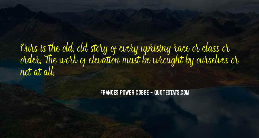 Frances Power Cobbe Quotes #298864