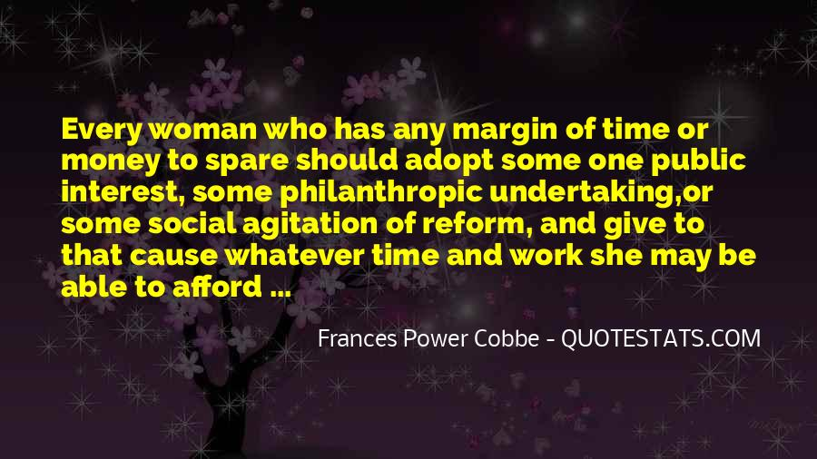 Frances Power Cobbe Quotes #374524