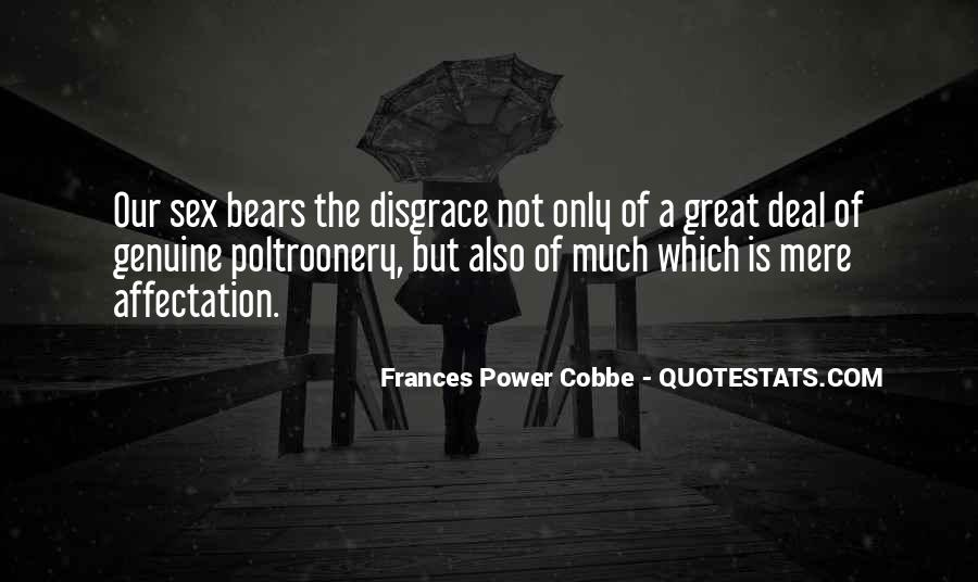 Frances Power Cobbe Quotes #58919