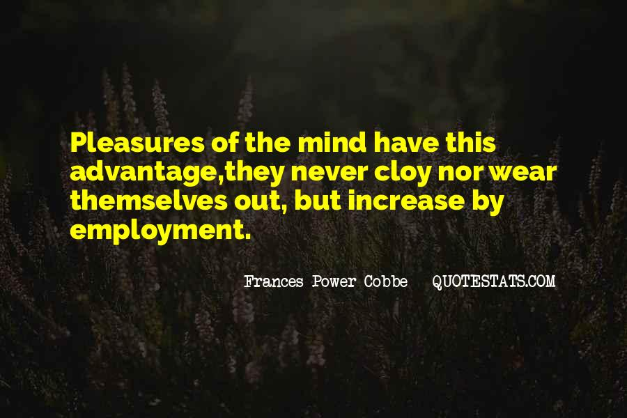 Frances Power Cobbe Quotes #723554