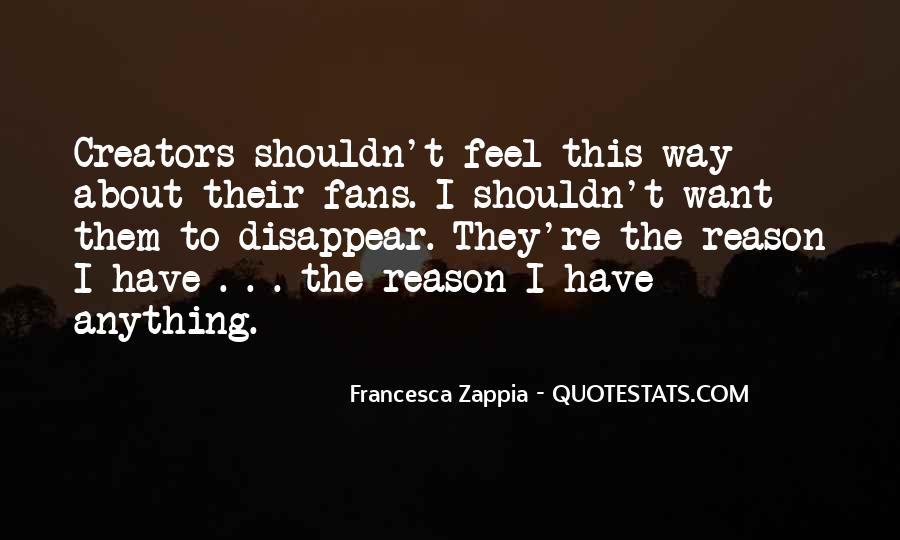 Francesca Zappia Quotes #1102735