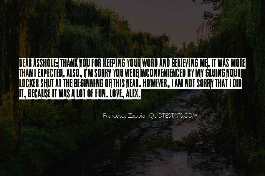 Francesca Zappia Quotes #116273