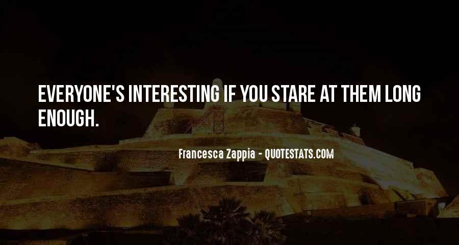 Francesca Zappia Quotes #1199729