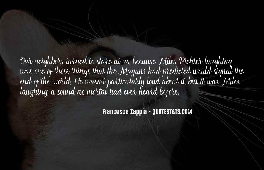 Francesca Zappia Quotes #1372133
