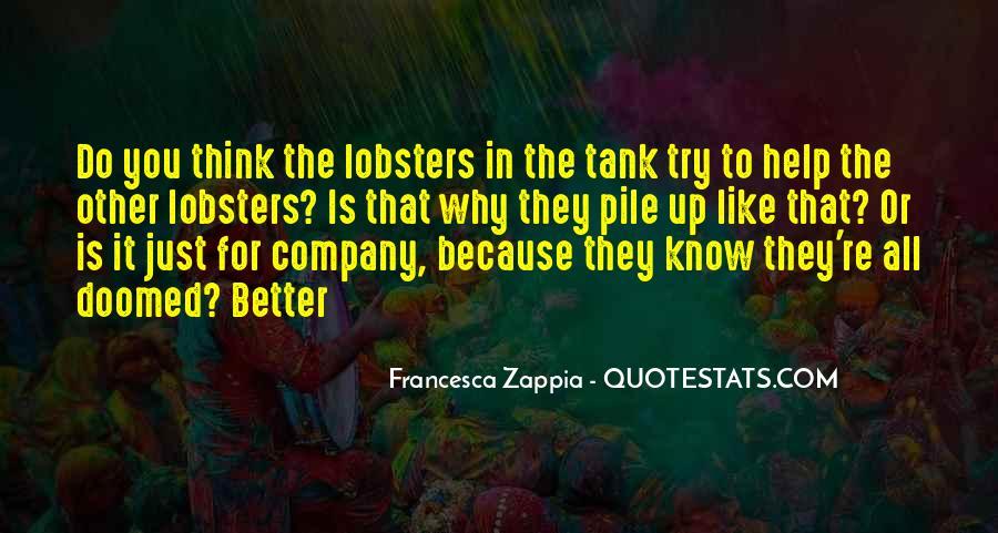 Francesca Zappia Quotes #1724216