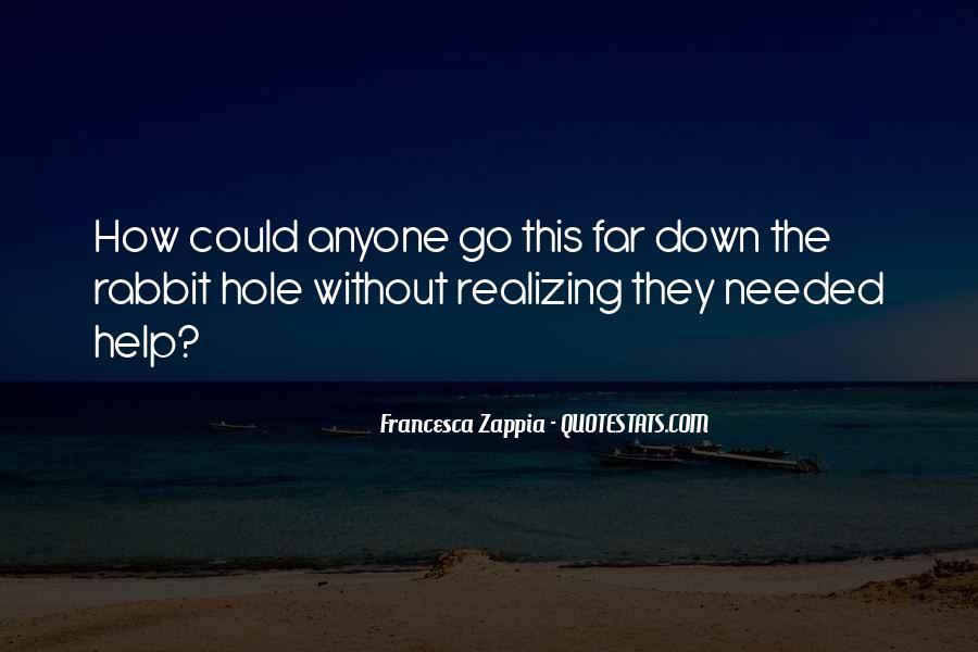 Francesca Zappia Quotes #53425
