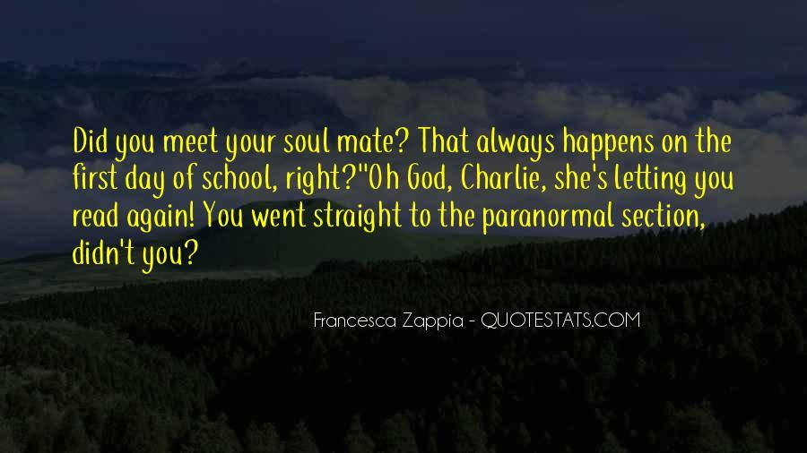 Francesca Zappia Quotes #894298