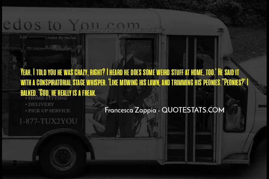 Francesca Zappia Quotes #99760