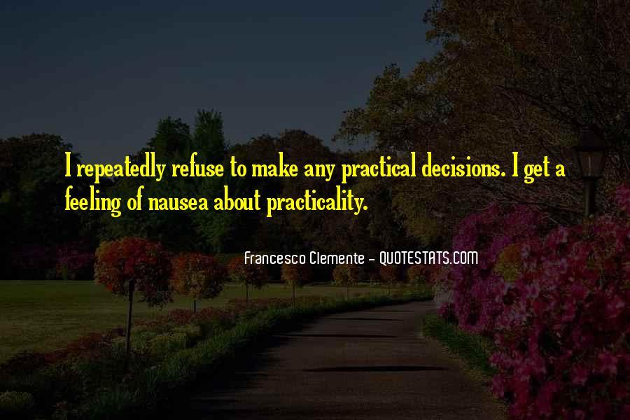 Francesco Clemente Quotes #1656434
