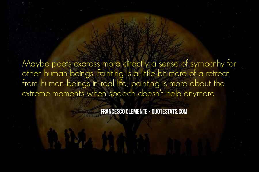 Francesco Clemente Quotes #531866