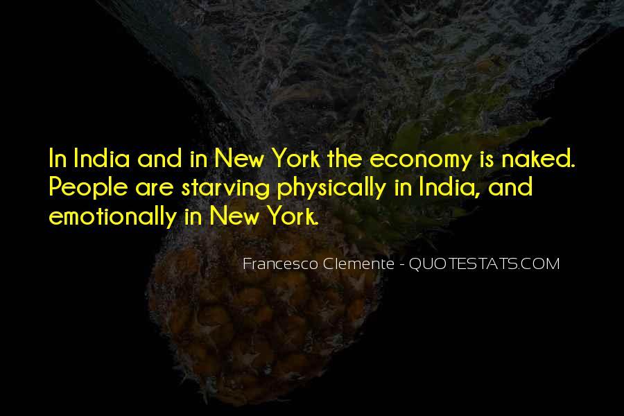 Francesco Clemente Quotes #7104