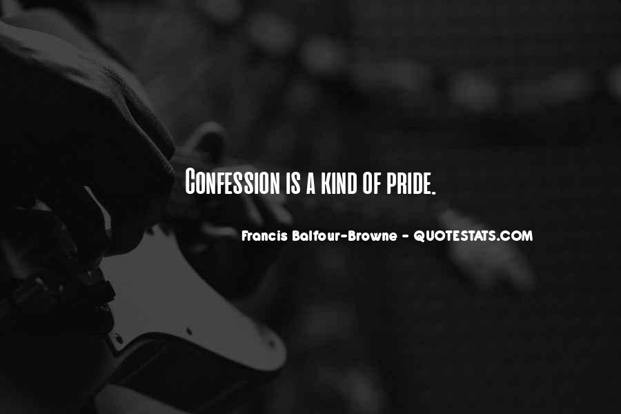 Francis Balfour-Browne Quotes #1023419