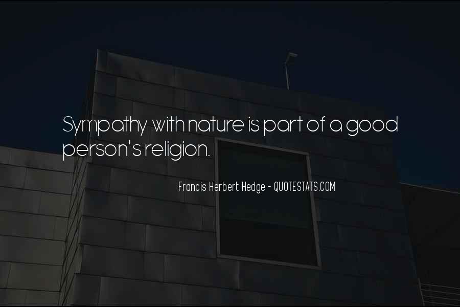 Francis Herbert Hedge Quotes #1847176