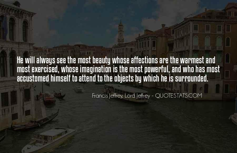 Francis Jeffrey, Lord Jeffrey Quotes #1185273
