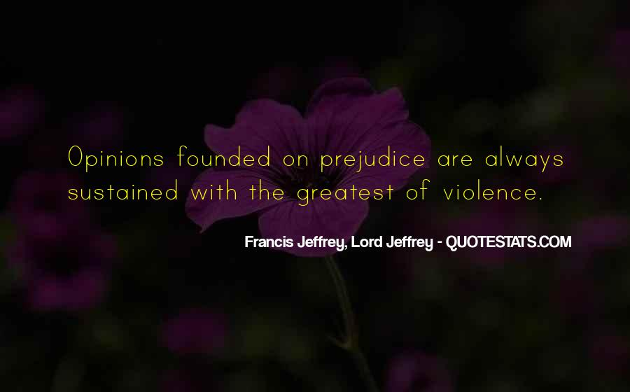 Francis Jeffrey, Lord Jeffrey Quotes #529450