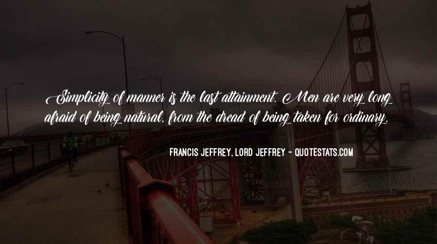 Francis Jeffrey, Lord Jeffrey Quotes #942229