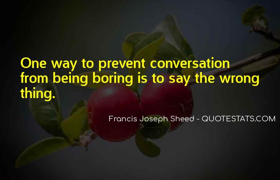 Francis Joseph Sheed Quotes #1770009