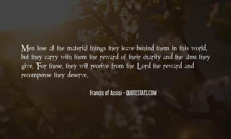 Francis Of Assisi Quotes #1464780