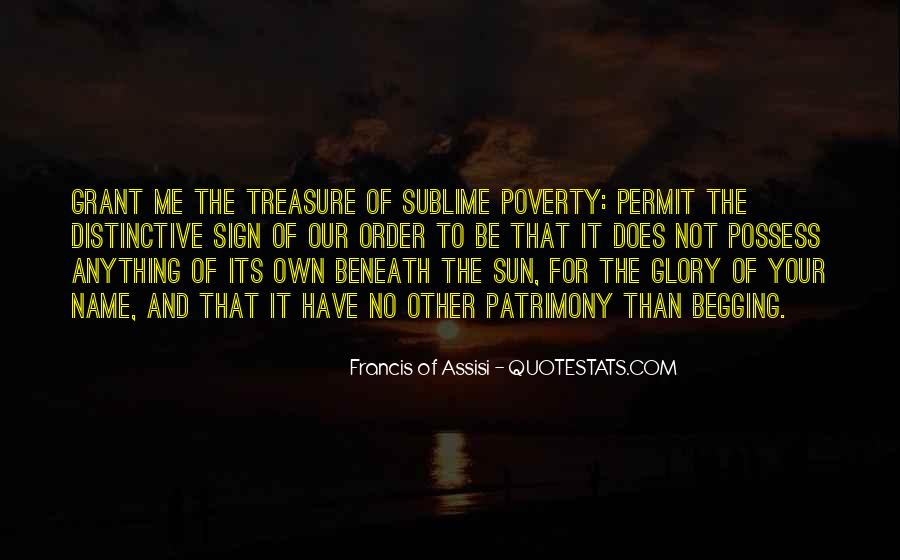 Francis Of Assisi Quotes #1681483