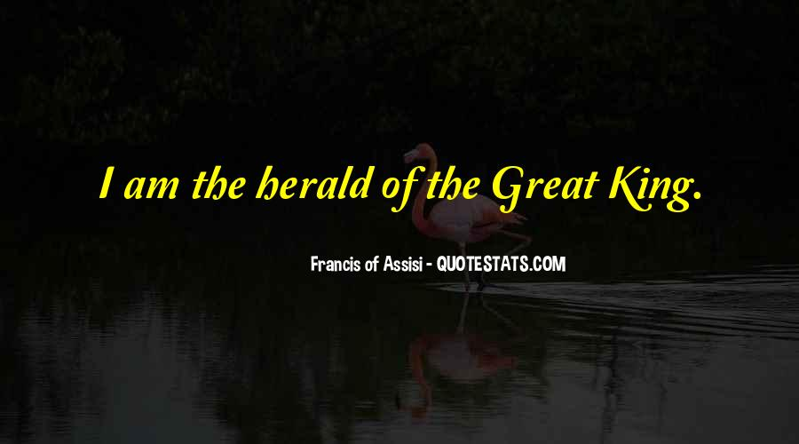 Francis Of Assisi Quotes #257585