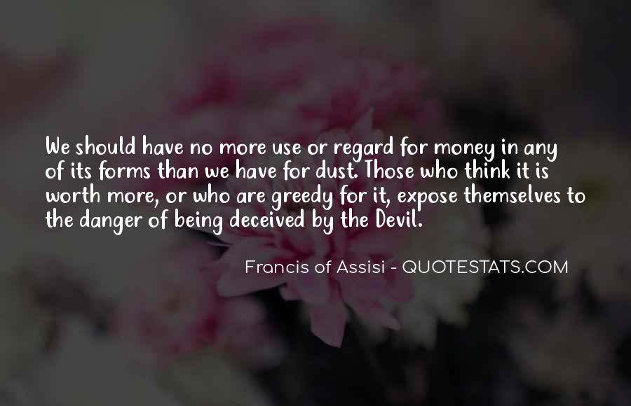 Francis Of Assisi Quotes #669816
