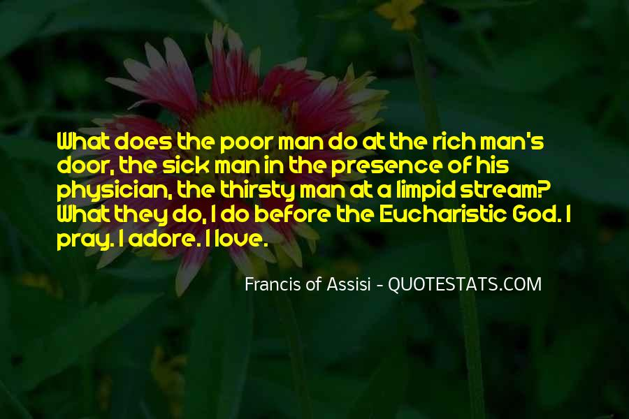 Francis Of Assisi Quotes #75405