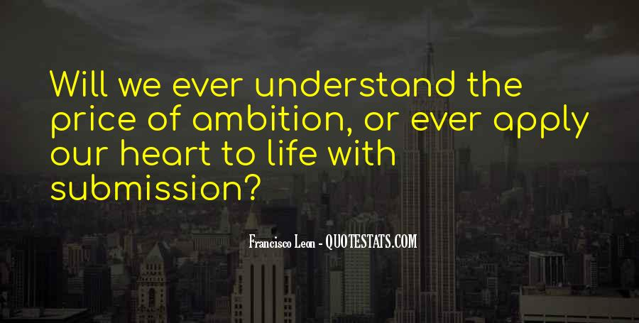 Francisco Leon Quotes #247745