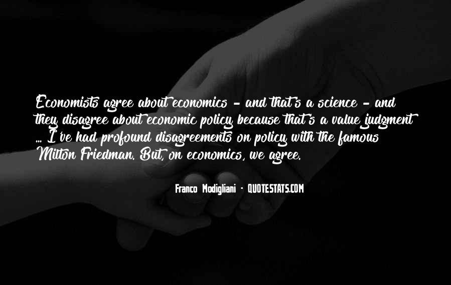 Franco Modigliani Quotes #1026741