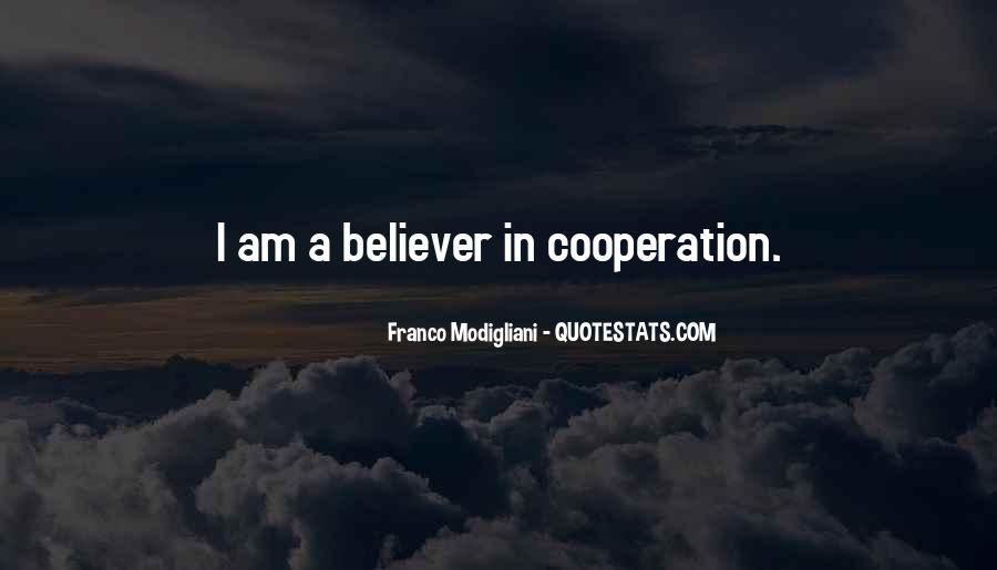 Franco Modigliani Quotes #329347