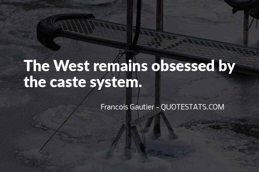Francois Gautier Quotes #161701