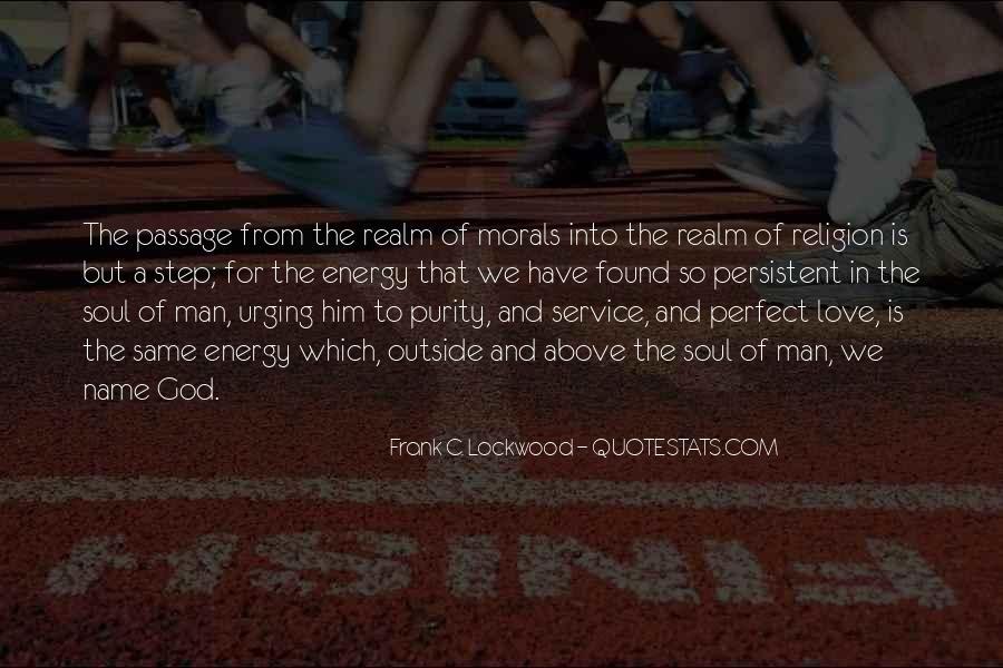 Frank C. Lockwood Quotes #1306662