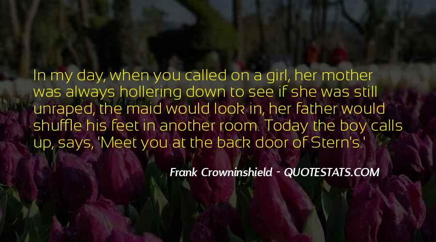 Frank Crowninshield Quotes #10743
