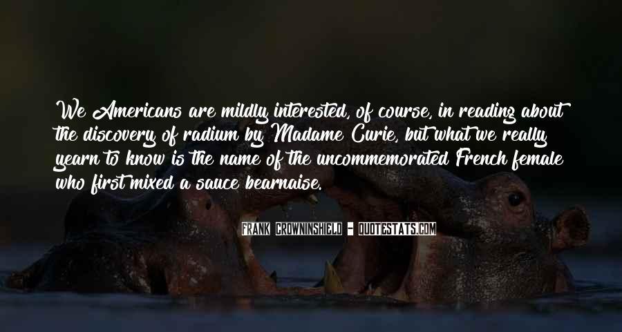 Frank Crowninshield Quotes #430942