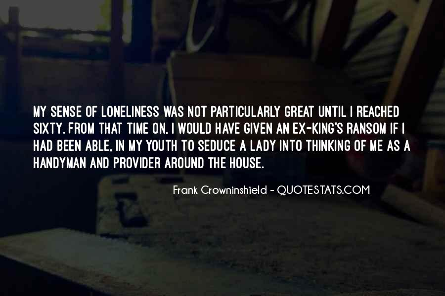 Frank Crowninshield Quotes #535154