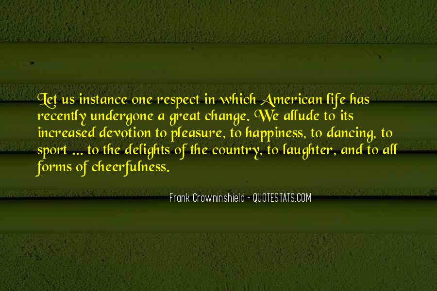 Frank Crowninshield Quotes #764433