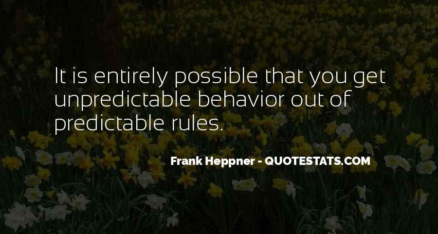 Frank Heppner Quotes #870571