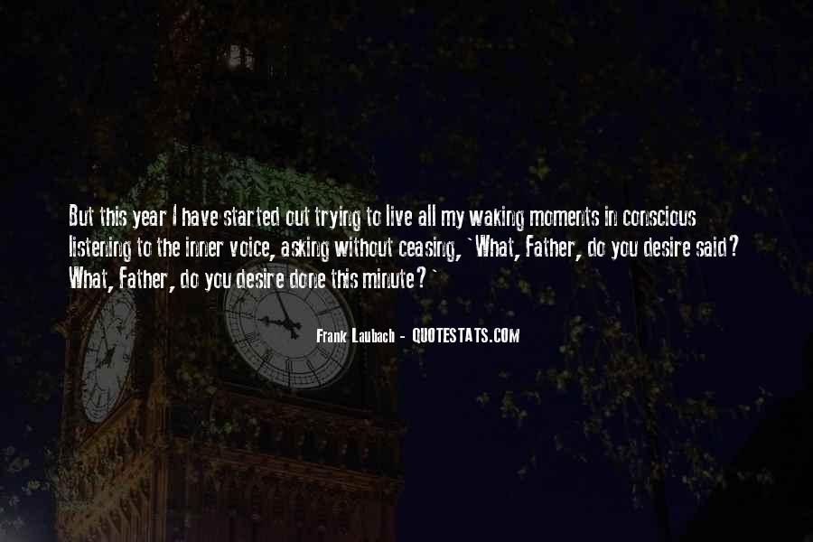 Frank Laubach Quotes #1832862