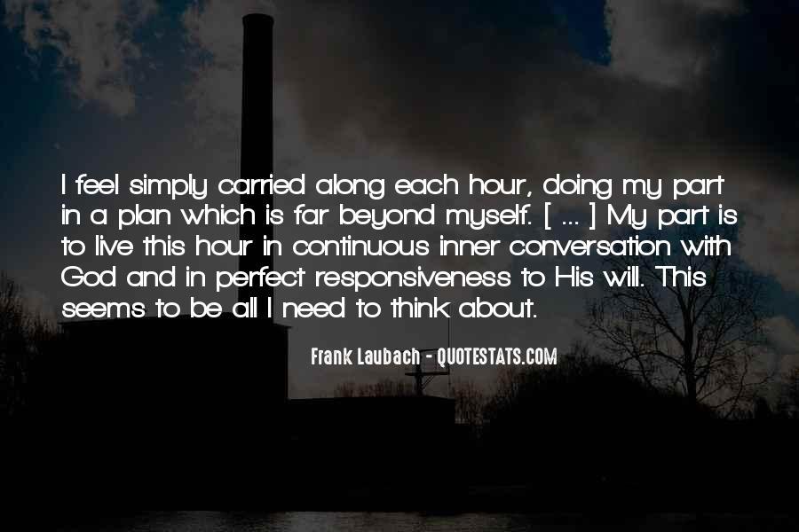 Frank Laubach Quotes #923992