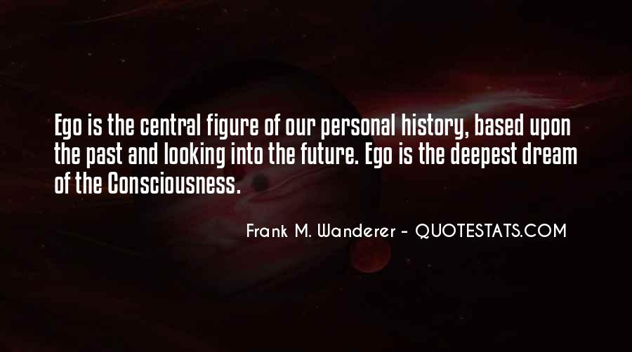 Frank M. Wanderer Quotes #1160962