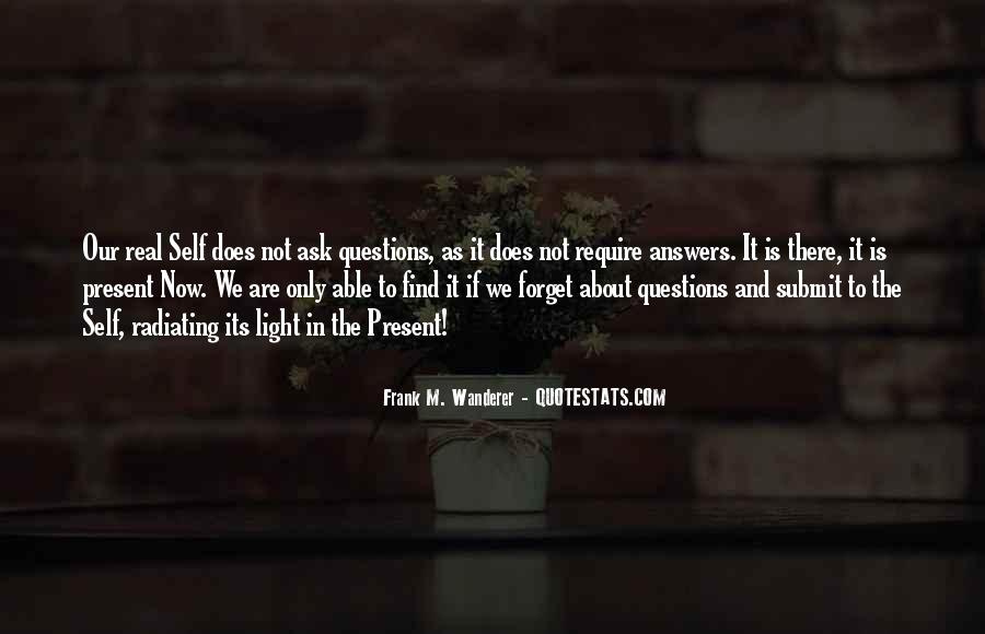 Frank M. Wanderer Quotes #1255698