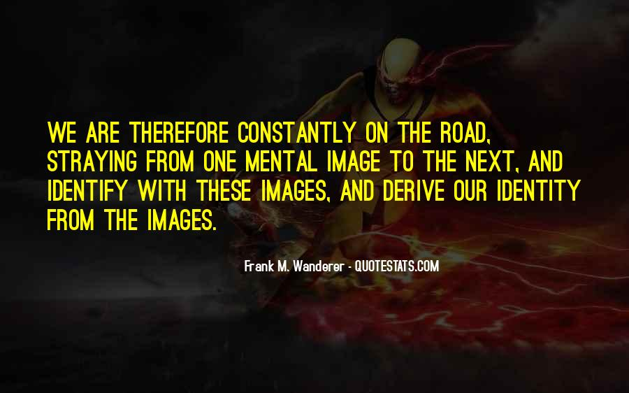 Frank M. Wanderer Quotes #1512853