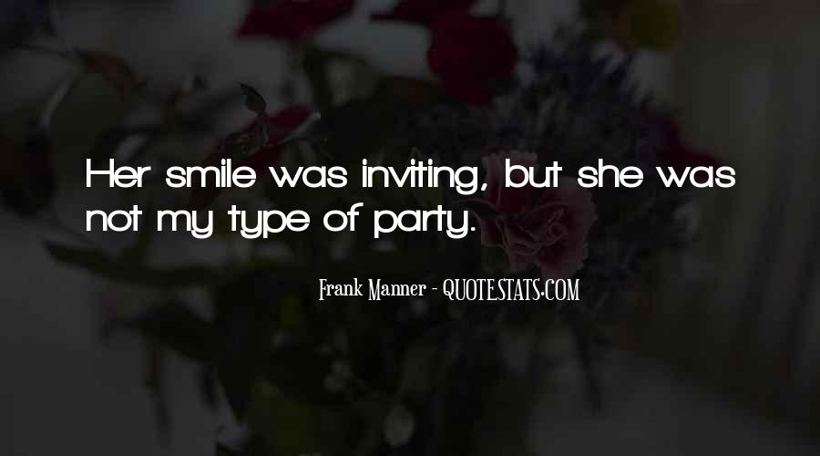 Frank Manner Quotes #51261