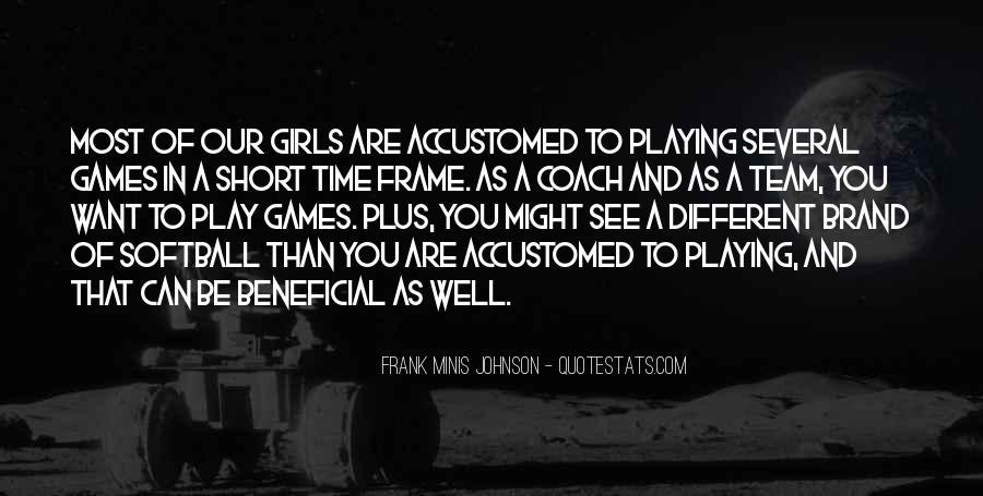 Frank Minis Johnson Quotes #1295844